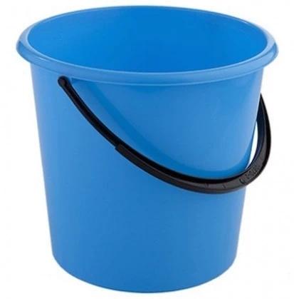 Купить Ведро пластмассовое Огородное 21-10 КГ2521 20131 (синее), 10 л — Фото №1
