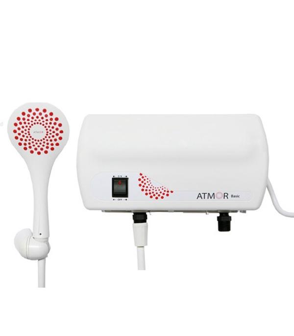 Водонагреватель проточный Atmor Basic 3,5KW Shower