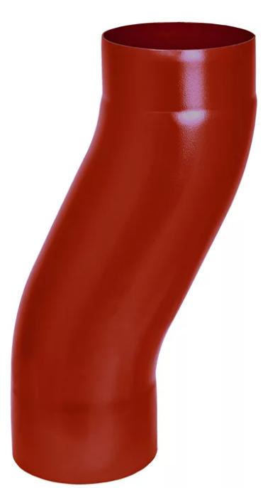 Купить S-обвод Aquasystem RR 29 (красный), диаметр 125/90 мм — Фото №1