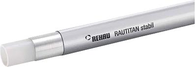 Купить Труба металлополимерная Rehau Rautitan Stabil, диаметр 16 мм — Фото №1