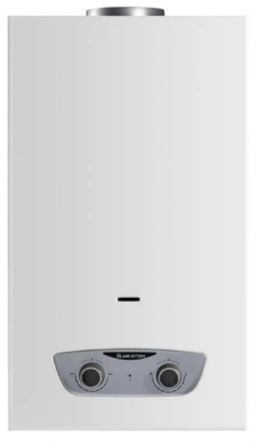 Водонагреватель проточный газовый Ariston FAST R ONM 10 NG RU, 17.8 кВт
