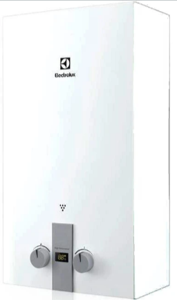 Водонагреватель проточный газовый Electrolux GWH 10 High Performance, 20 кВт