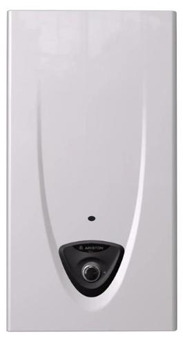Водонагреватель проточный газовый Ariston FAST EVO ONT B 11 NG RU, 19 кВт
