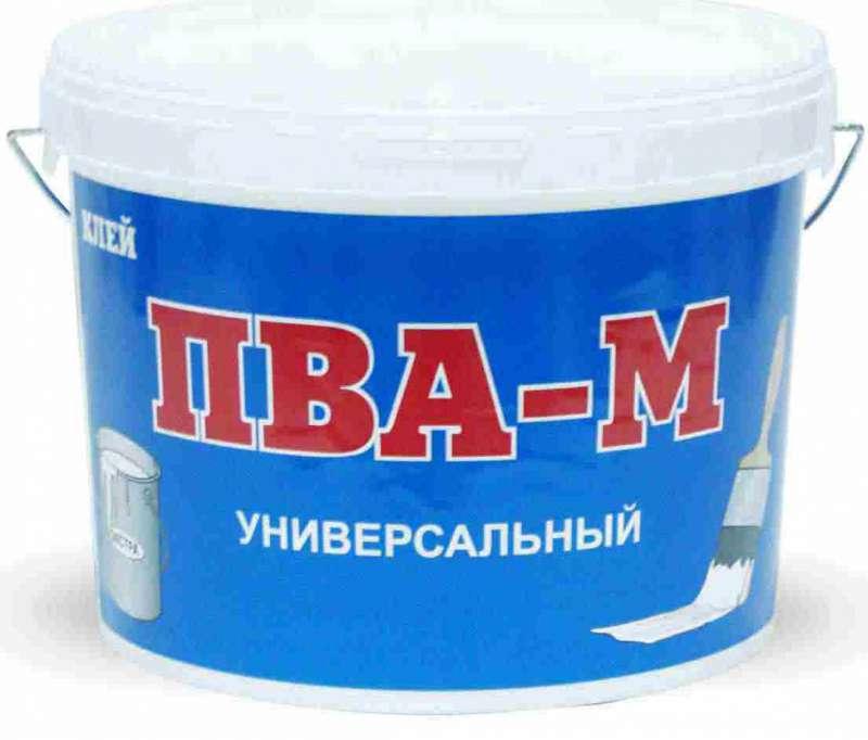 Купить Клей универсальный ПВА-М, 2.5 кг — Фото №1