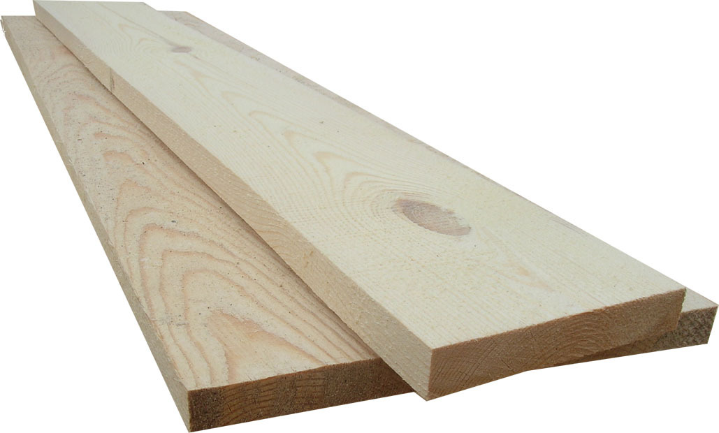 Купить Доска обрезная хвойная ГОСТ (1 сорт) 50х100 мм, длина 6 м — Фото №1