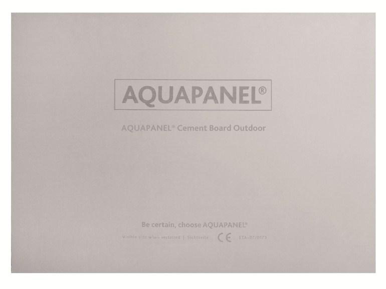 Купить Плита цементная Кнауф Аквапанель Наружная, 1200х900х12.5 мм — Фото №1