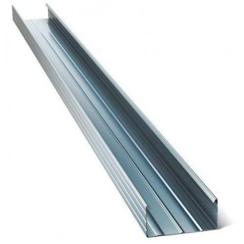 Купить Профиль потолочный ПП 60х27х0.6 мм Кнауф, 3 м — Фото №1