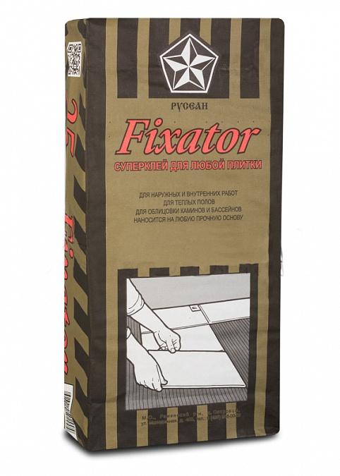 Купить Русеан Fixator, 25 кг — Фото №1