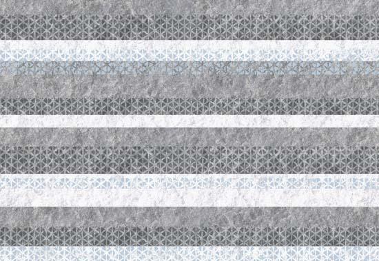 Azori Арго Геометрия плитка настенная (серая), 27.8х40.5 см