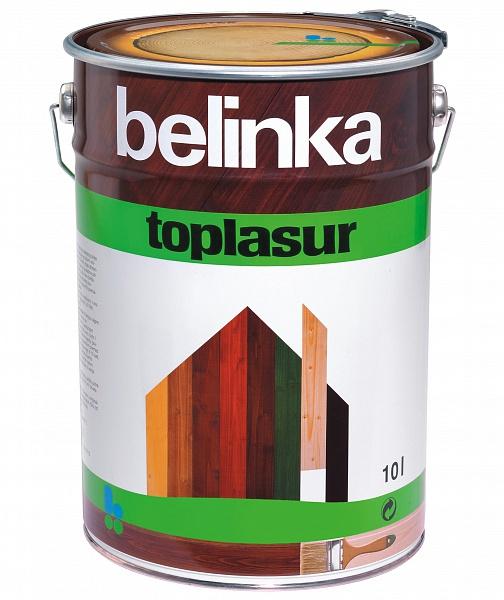 Belinka Toplasur №22, 10 л, Пропитка деревозащитная