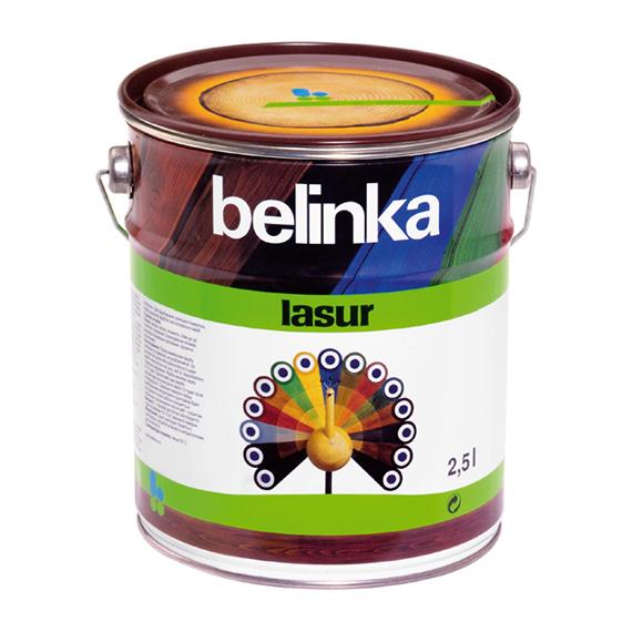 Belinka Lasur №14, 2.5 л, Пропитка деревозащитная