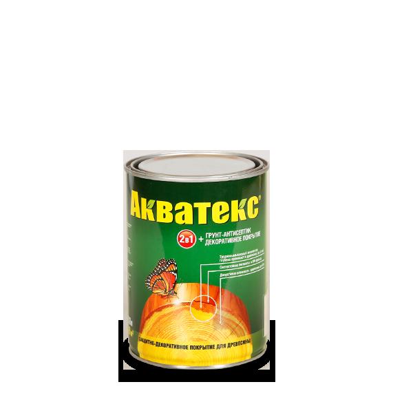Рогнеда Акватекс, 0.8 л, Грунт-антисептик калужница