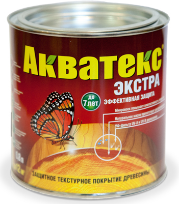 Рогнеда Акватекс Экстра, 0.8 л, Пропитка деревозащитная орегон
