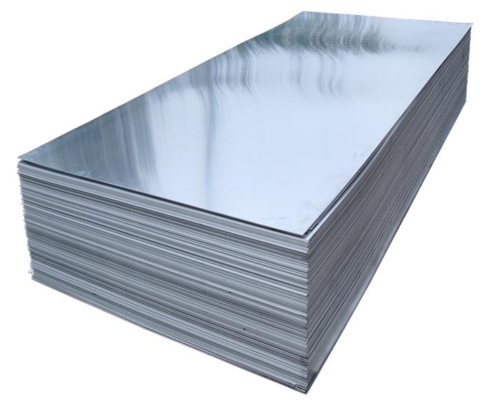 Лист алюминиевый 3000х1500 мм, толщина 2 мм