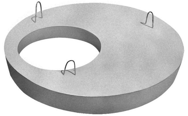 Купить Крышка колодца ПП 10-1 — Фото №1