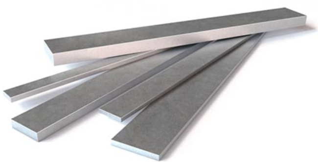 Купить Полоса стальная горячекатаная 50 мм, толщина 4 мм — Фото №1
