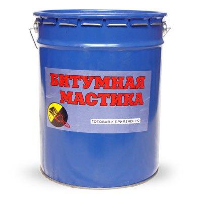 Купить Мастика битумная Эконом, 18 кг — Фото №1