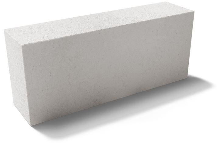 Купить Блок газосиликатный Bonolit D500, размер 600х250х100 мм — Фото №1