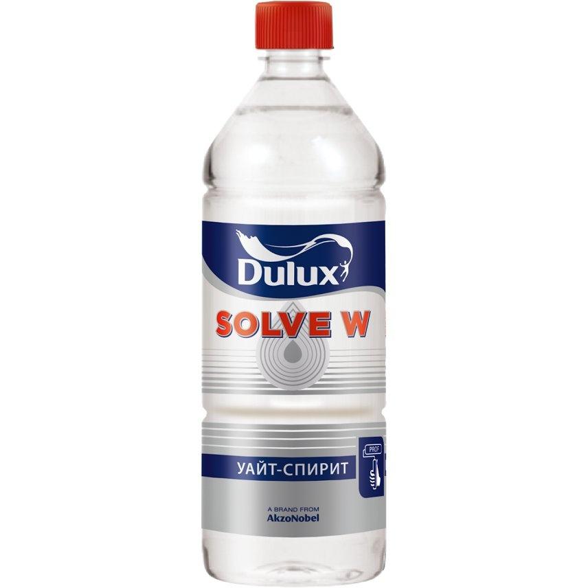 Dulux Solve W, 1 л, Растворитель