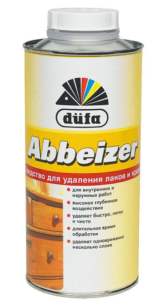 Смывка лакокрасочных покрытий Dufa Abbeizer, 2.5 кг