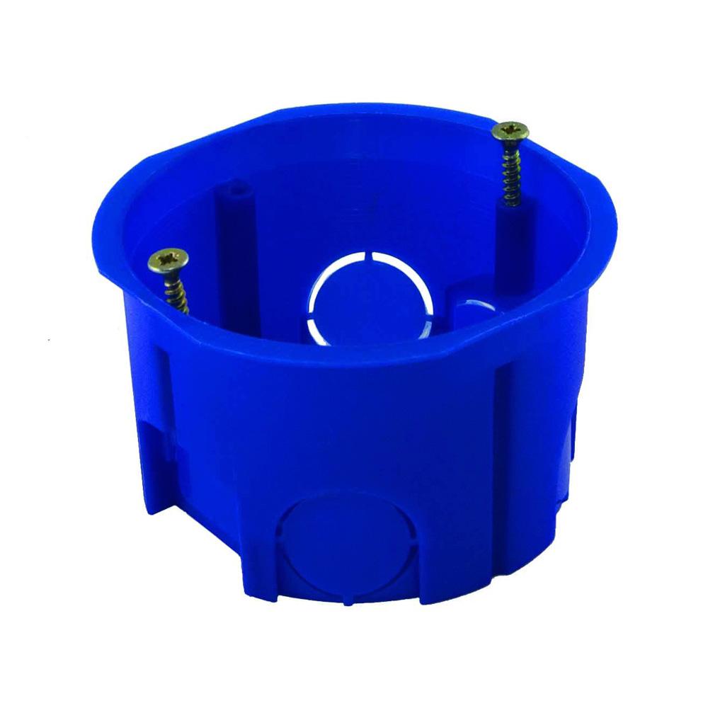 Купить Подрозетник для гипсокартона, диаметр 68 мм
