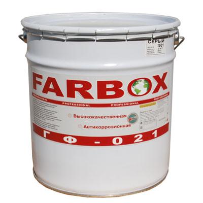Купить Фарбокс ГФ-021 20 кг — Фото №1