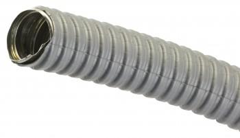 Труба ПВХ гофрированная EKF Proxima РЗ-ЦП D18 мм, 50 м